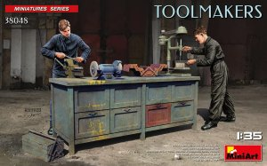 MINIART 38048 - 1:35 Toolmakers