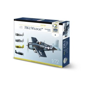 ARMA HOBBY 70034 - 1:72 FM-2 Wildcat Training Cats - Limited Edition