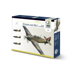 ARMA HOBBY 70024 - 1:72 Hurricane Mk I Allied Squadrons - Limited Edition