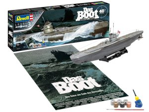 REVELL 05675 - 1:144 Das Boot Collectors Edition - 40th Anniversary