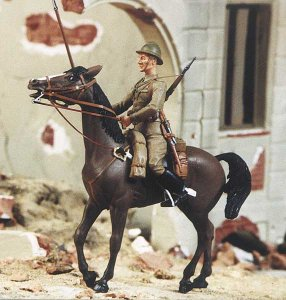 M-MODEL 35003 - 1:35 Polish Cavalry Mounted - 1939