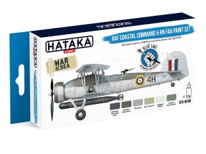 HATAKA BS49 - RAF Coastal Command & RN FAA paint set