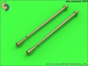MASTER 72-090 - 1:72 German aircraft cannon 3,7cm Flak 18 gun barrels (used on Ju-87G and other) (2pcs)