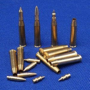 RB MODEL 35P11 - 1:35 Ammunition 76,2mm OQF 17 pounder