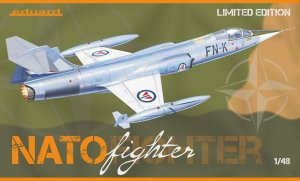 EDUARD 1196 - 1:48 NATO fighter F-104G Limited Edition