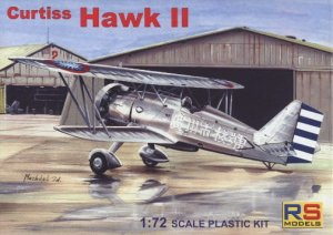 RS MODELS 92092 - 1:72 Curtiss Hawk II
