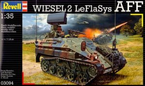 REVELL 03094 - 1:35 Wiesel 2 LeFlaSys AFF