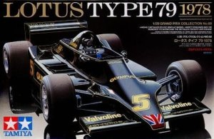 TAMIYA 20060 - 1:20 Lotus Type 79 1978