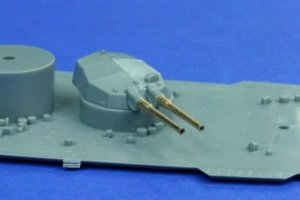 "RB MODEL 700L10 - 1:700 Barrels 356mm (14"") /45 (10 pieces) for Japanesewar ships class Ise"