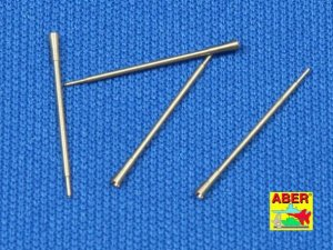 ABER 72L-09  - 1:72 German 2cm Flak 38 Barrels for Wirbelwind