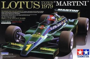 TAMIYA 20061 - 1:20 Lotus Type 79 1979 Martini