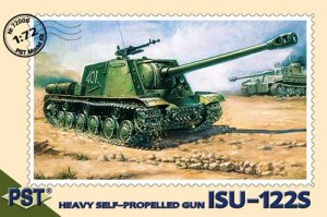 PST 72006 - 1:72 ISU-122S Heavy Self-propelled Gun