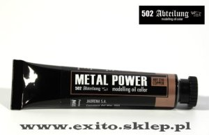 502 Abteilung 210 - Metal Power - Copper