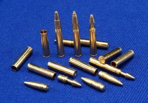 RB MODEL 35P13 - 1:35 Ammunition 76,2mm L/42,5 F-34 & ZiS-5 for T-34 , KV-1