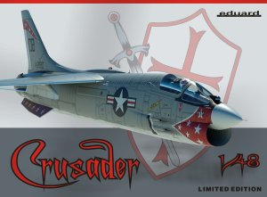 EDUARD 11110 - 1:48 F-8E Crusader - Limited Edition