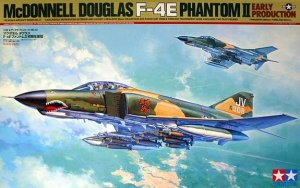 TAMIYA 60310 - 1:32 McDonnell F-4E Phantom II Early