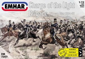 EMHAR 7207 - 1:72 Charge of the Light Brigade - Crimean War 1854–56: