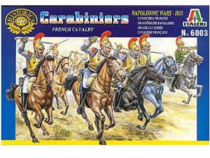 ITALERI 6003 - 1:72 French Heavy Cavalry