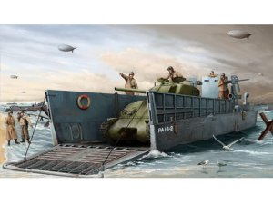TRUMPETER 00347 - 1:35 WWII US Navy LCM