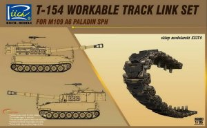 RIICH MODELS 30001 - 1:35 T-154 Workable Track Link Set for M109 A6 Paladin SPH