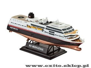 REVELL 05817 - 1:1200 MS Midnatsol
