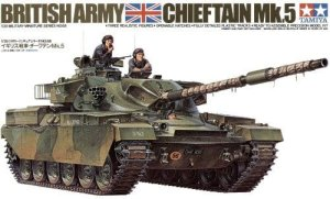 TAMIYA 35068 - 1:35 Chieftain Mk.5 - British Army