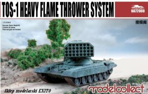 MODELCOLLECT UA72008 - 1:72 TOS-1 Heavy Flame Thrower System