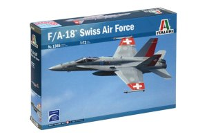 ITALERI 1385 - 1:72 F/A-18 Hornet Swiss Air Force