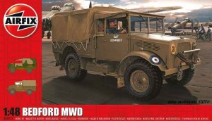 AIRFIX 03313 - 1:48 Bedford MWD Light Truck
