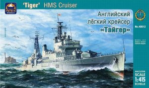 ARK MODELS 40012 - 1:415 HMS Tiger British light cruiser