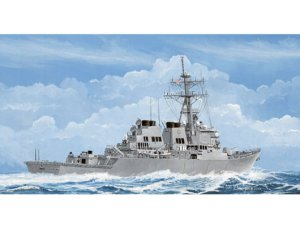 TRUMPETER 04524 - 1:350 USS Cole DDG-67