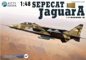 KITTY HAWK 80104 - 1:48 SEPECAT Jaguar A