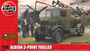 AIRFIX 03312 - 1:48 Albion 3-Point Fueller