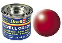 REVELL 330 - Satin Fiery Red 14 ml