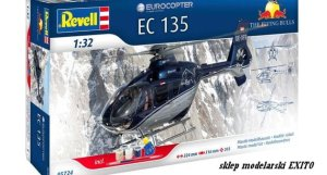 REVELL 05724 - 1:32 Eurocopter EC135 - Flying Bulls