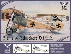 BAT 72006 - 1:72 Siemens-Schuckert D.1 early
