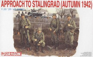 DRAGON 6122 - 1:35 Approach To Stalingrad (Autumn 1942)