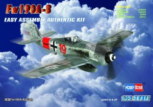 HOBBY BOSS 80244 - 1:72 Germany Fw190A-8 Fighter