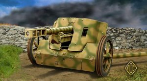 ACE 72246 - 1:72 7.5cm Pak.50 German Anti-Tank Gun