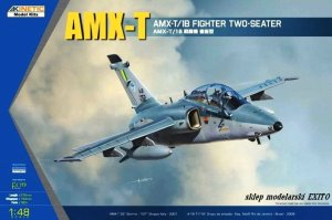 KINETIC 48027 - 1:48 AMX-T/1B Fighter Two-Seater