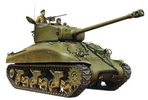 TAMIYA 35322 - 1:35 M1 Super Sherman