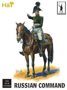 HAT 9322 - 1:32 Napoleonic Russian Command
