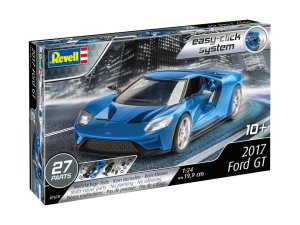 REVELL 07678 - 1:24 2017 Ford GT