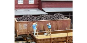 JUWEELA 28153 - 1:87 Brown coal 20 g