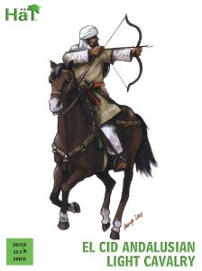 HAT 28018 - 28 mm - El Cid Andalusian Light Cavalry