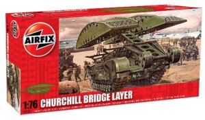 AIRFIX 04301 - 1:76 Churchill Bridge Layer