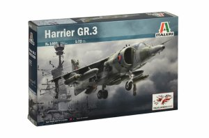 ITALERI 1401 - 1:72 Harrier GR.3 Falklands War