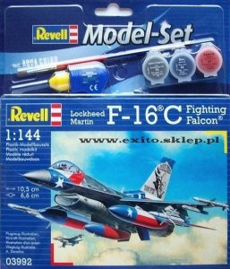 REVELL 63992 - 1:144 F-16C Fighting Falcon