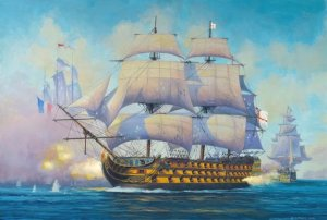 REVELL 05819 - 1:450 HMS Victory