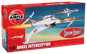 AIRFIX 02026 - 1:72 Angel Interceptor